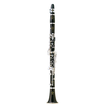 Amati 356 German System G Clarinet