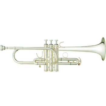 "B&S ""Challenger II"" Professional Eb/D Trumpet"