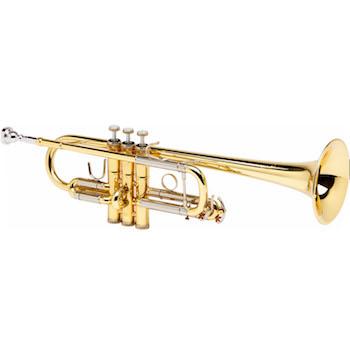 "B&S ""Challenger II"" Professional C Trumpet"