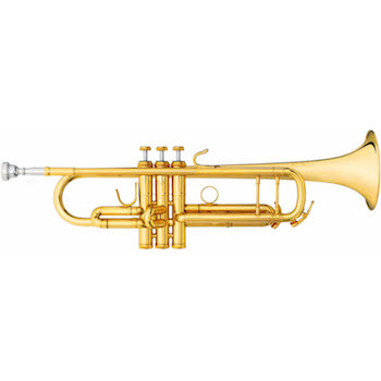"""B&S """"Challenger I"""" Professional Bb Trumpet - Dark Gold Lacquer - $100.00 Instant Rebate"""