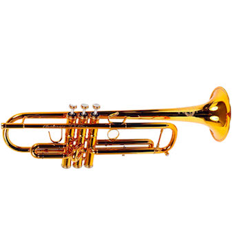 """B&S """"Challenger II"""" Professional Bb Trumpet - #37 Bell - Lacquer Finish - Reverse Leadpipe"""