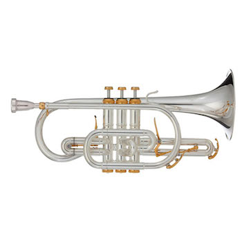 "B&S ""X-Series"" Professional Cornet"