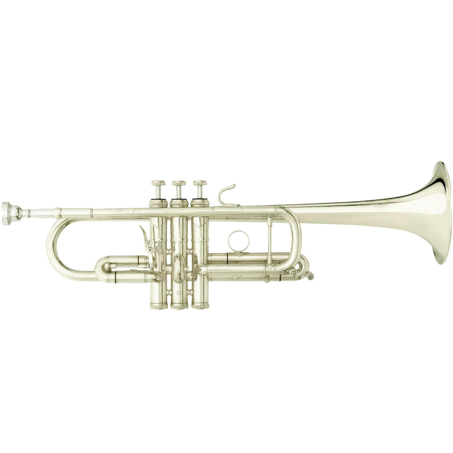 "B&S ""X-Series"" Professional C Trumpet - DCX Model - Fixed Classical Bell"