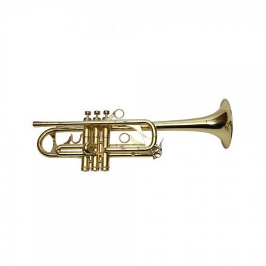 Phaeton Professional C Trumpet - Multiple Finishes Available!