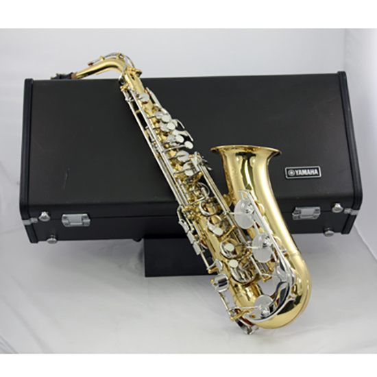 Yamaha Standard Alto Saxophone YAS-26 Certified Pre-Owned