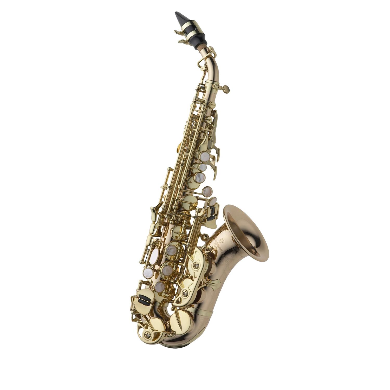 Yanagisawa SC992 Curved Soprano Saxophone - Bronze