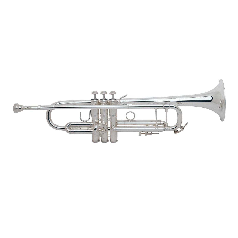 Bach Stradivarius 37 Bb Trumpet - Silver Plating - BEST SELLER!