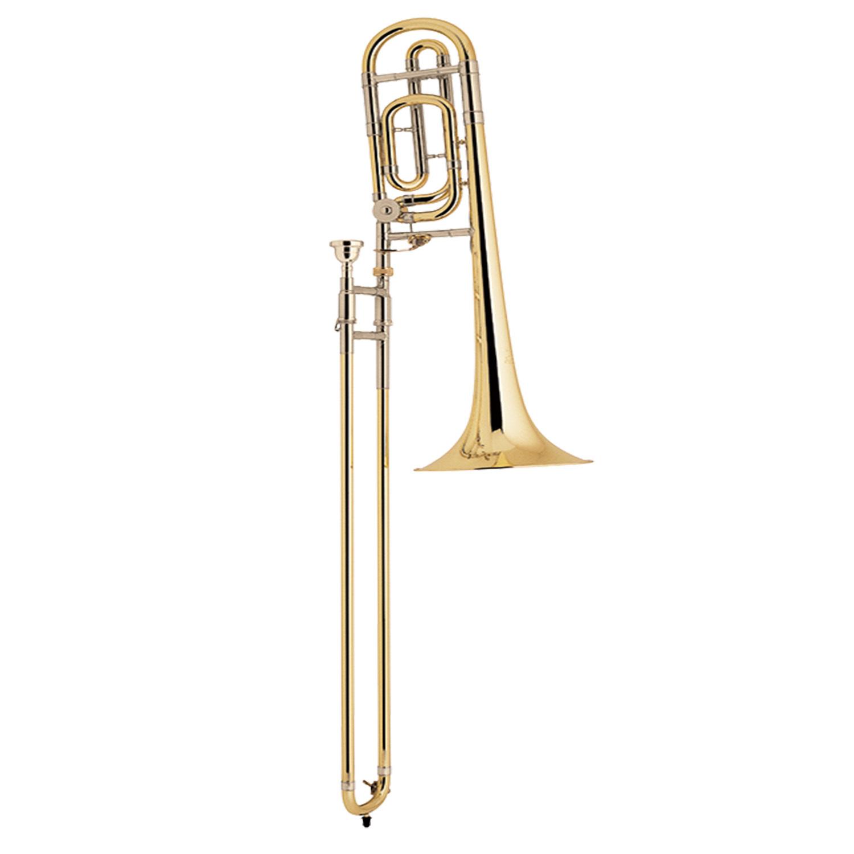 Bach Stradivarius 36 Tenor Trombone - F Rotor