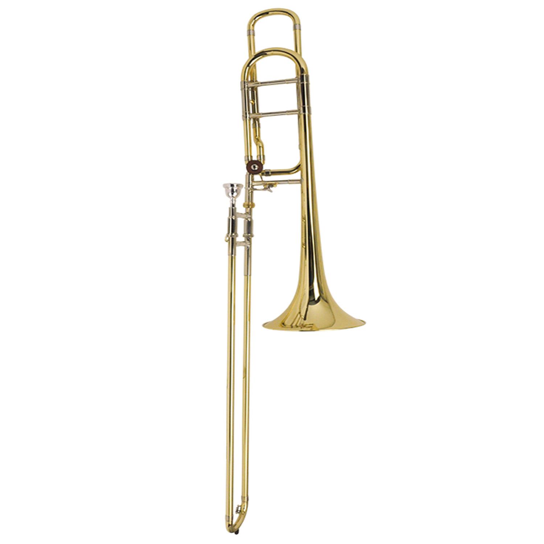 Bach Stradivarius 36BO Tenor Trombone - Open Wrap F Rotor