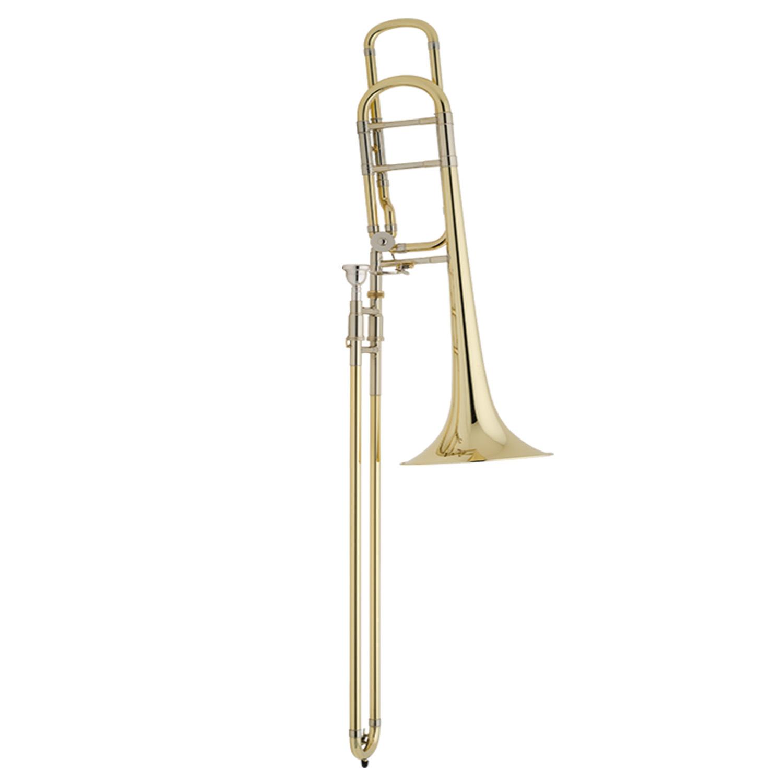 Bach Stradivarius 42BO Tenor Trombone - Open Wrap F Rotor