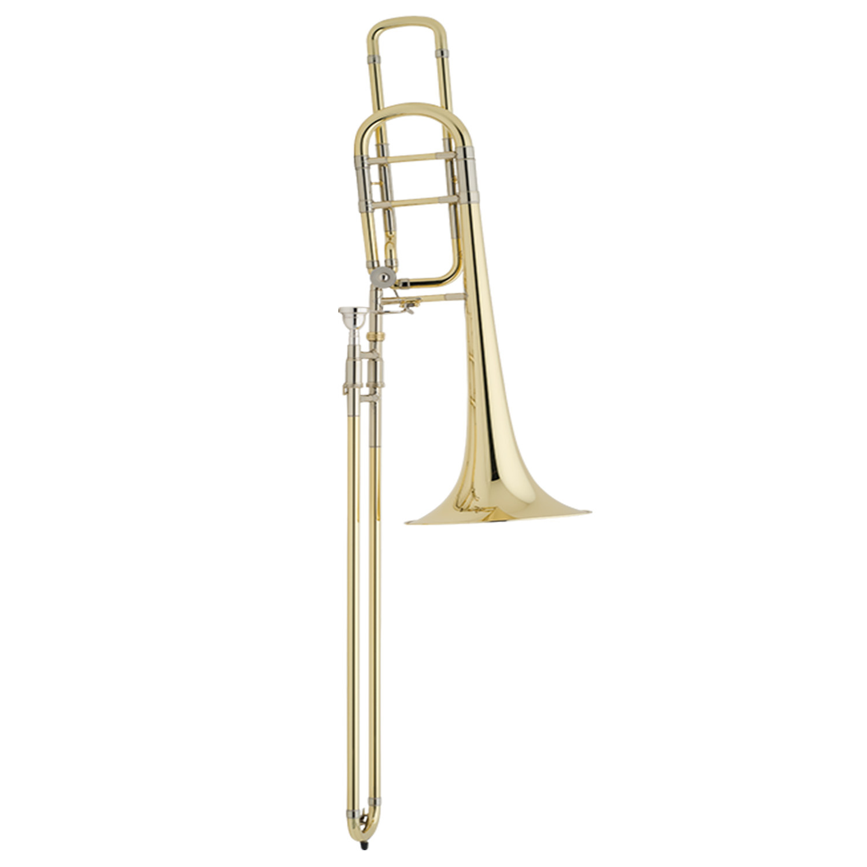Bach Stradivarius 50BO Bass Trombone - Open Wrap