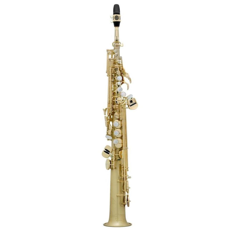 Selmer (Paris) Jubilee Series III Soprano Saxophone - Matte Finish