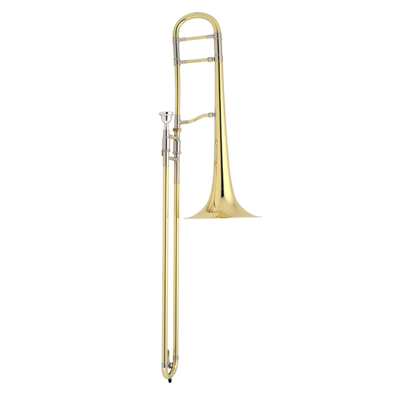 "Bach Stradivarius ""Artisan"" Straight Tenor Trombone"