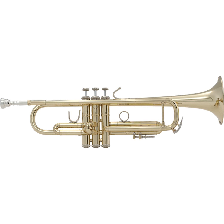 Bach Stradivarius 43 Bb Trumpet - Reverse Leadpipe