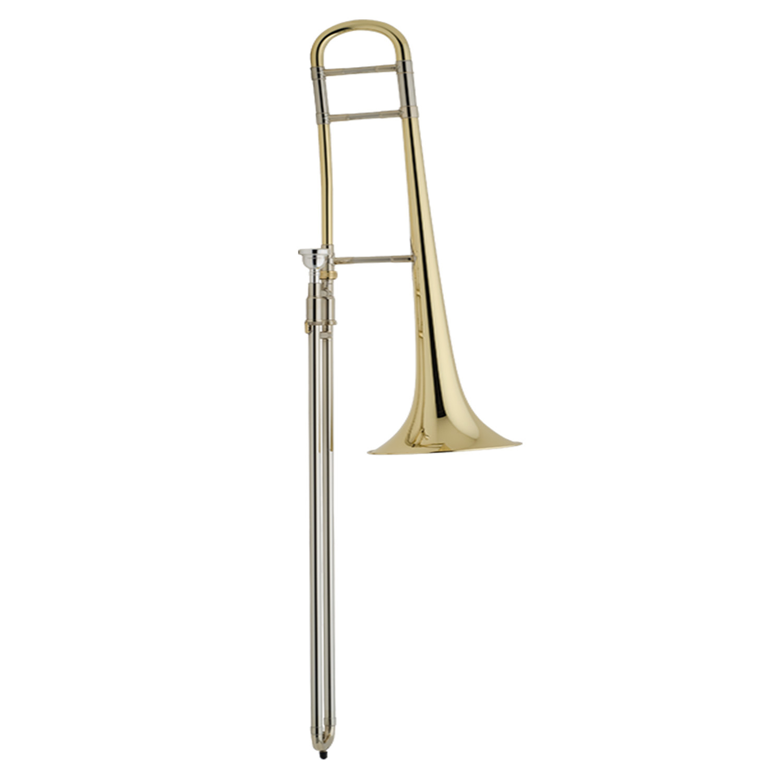 Bach Stradivarius Lightweight Tenor Trombone - Open Gooseneck