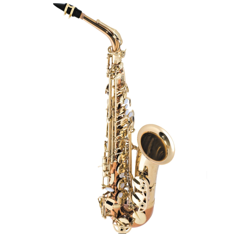 """Selmer """"La Voix II"""" Alto Saxophone - Copper Body"""
