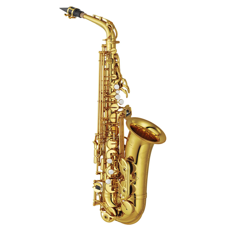 Yamaha Professional 62III Alto Saxophone - Newly Redesigned!