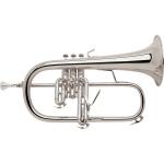 Bach Stradivarius Flugelhorn - Silver Plating