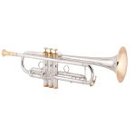 Conn Vintage One Trumpet [Silver Finish/Gold Trim]