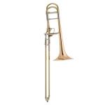 """Bach Stradivarius """"Infinity Valve"""" Tenor Trombone - Gold Brass Bell"""