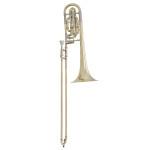 Bach Stradivarius 50B2 Bass Trombone - Dependent Double Rotor System
