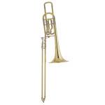 Bach Stradivarius 50B2O Bass Trombone - Open Wrap