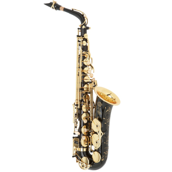 Selmer (Paris) Jubilee Series II Alto Saxophone - Black Lacquer