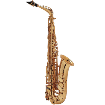 Selmer (Paris) Jubilee Series II Alto Saxophone - Honey Lacquer