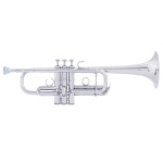 "Bach Stradivarius ""Artisan Collection"" C Trumpet - Silver Plating"