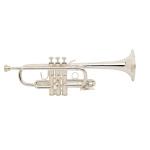 Bach Stradivarius D Trumpet - Silver Finish
