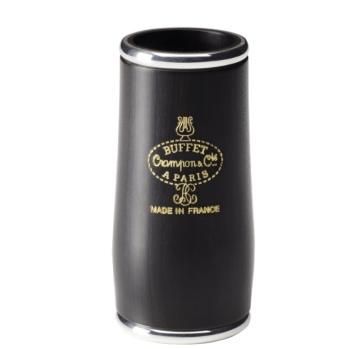 Buffet ICON Clarinet Barrel - 65MM - Silver Rings