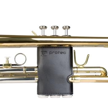 Pro Tec Leather Trumpet Valve Guard