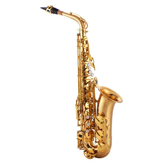 John Packer Intermediate Alto Saxophone
