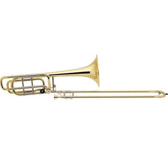 Bach Stradivarius 50B3O Bass Trombone - Open Wrap