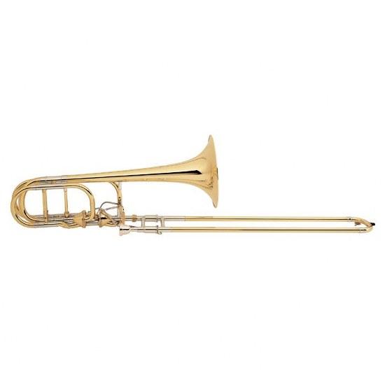 Bach Stradivarius Large Bell 50T3L Bass Trombone - Open Wrap Thayer Valves