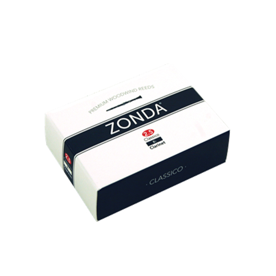Zonda Classico Bb Clarinet Reeds - Box of 10