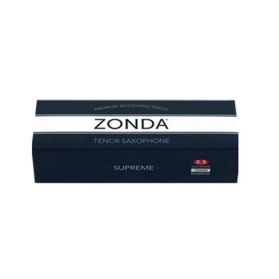 Zonda Supreme Tenor Saxophone Reeds - Box of 5