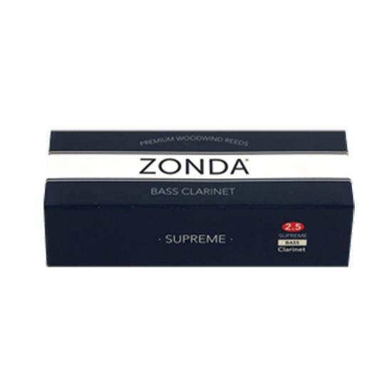Zonda Supreme Bass Clarinet Reeds - Box of 5