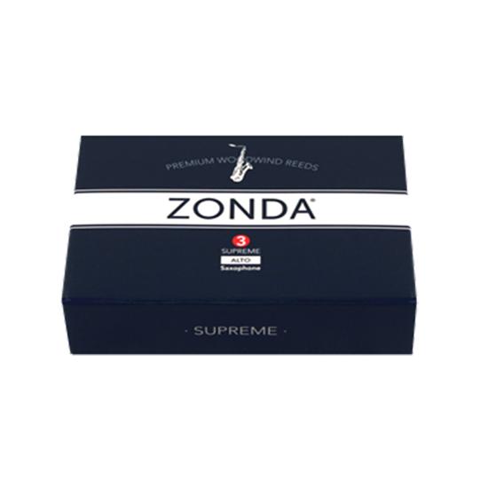 Zonda Supreme Alto Saxophone Reeds - Box of 5
