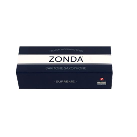 Zonda Supreme Baritone Saxophone Reeds - Box of 5