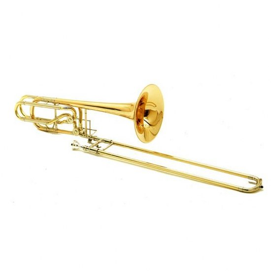 Conn 62HCL Bass Trombone - Independent CL2000 Rotors