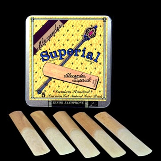 Alexander Superial Reeds - Box of 5