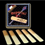Alexander Superial Double Cut (DC) Reeds - Box of 5