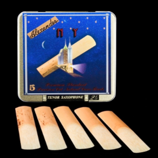 Alexander Superial NY Reeds - Box of 5