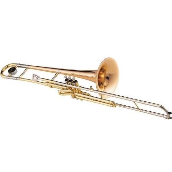Jupiter Deluxe Valve Trombone [Rose Brass Bell]