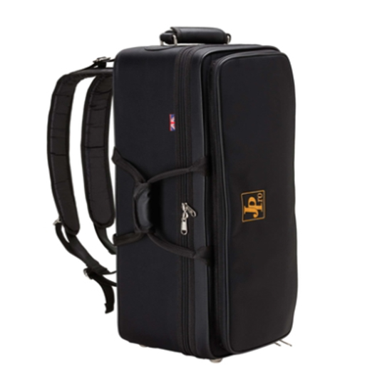 John Packer Pro Double Trumpet Case
