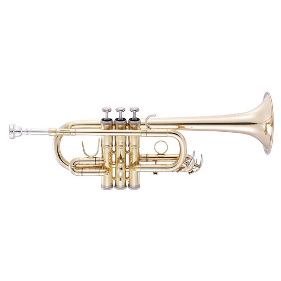 John Packer Smith Watkins Eb/D Trumpet - Multiple Finishes