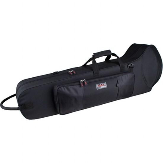 Pro Tec MAX Contoured Bass Trombone Case