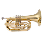 John Packer Marching Baritone - Multiple Finishes