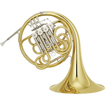 Yamaha Professional Double French Horn - Geyer Wrap